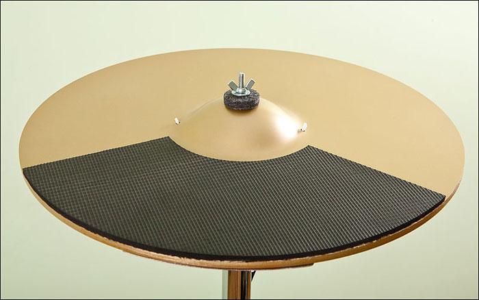 Электронные тарелки из акрила
