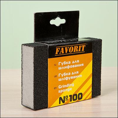 Шлифовальный блок FAVORIT