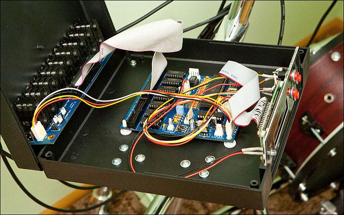 Корпус для модуля MegaDrum
