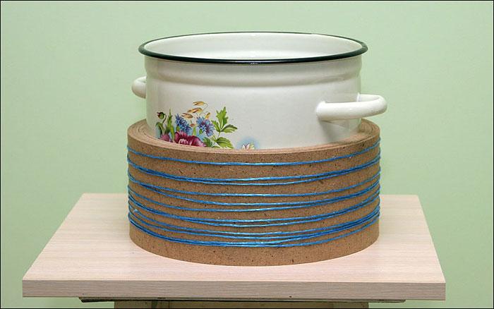 Изготовление кадушки барабана в домашних условиях